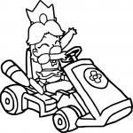 Daisy Mario Kart